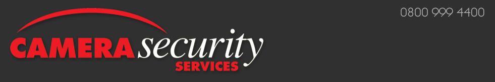 Camera Security Services