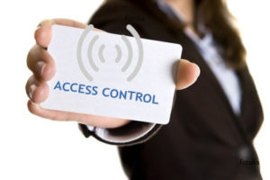 access control systems in London